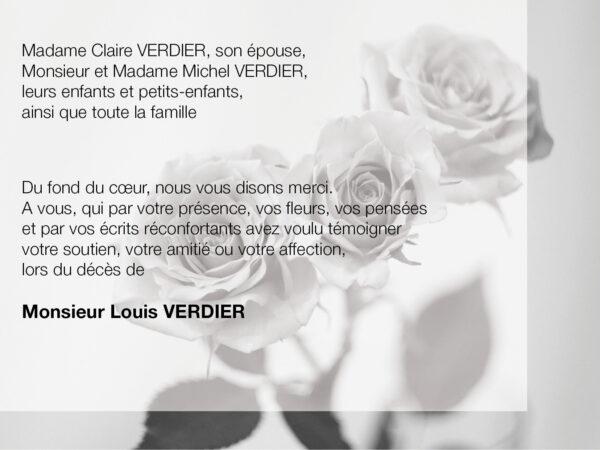 Trois roses noir et blanc